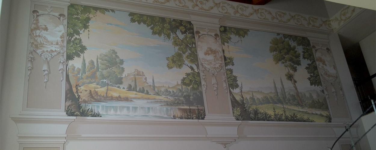 Fresco Arte | Classic wall art